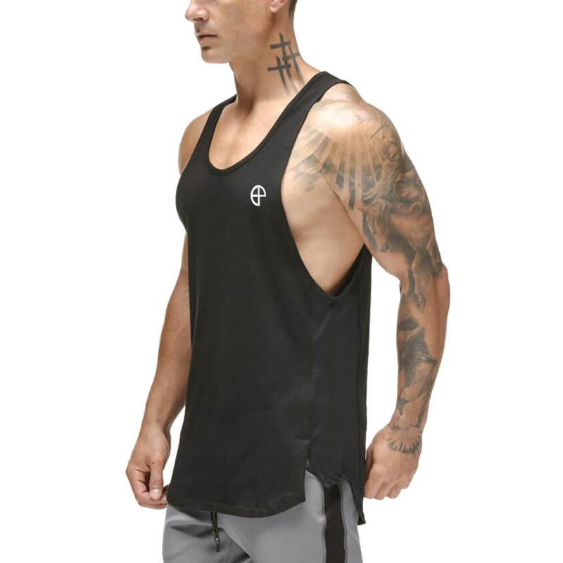 fe6a6c7bb891f GYMNORTH Camo Tank Top Men 3D Print Canotta Bodybuilding Clothes 2018  Singlet Fitness Clothing Men Tanktop BXEP01-in Tank Tops from Men's Clothing  on ...