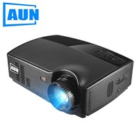 Brand AUN Android Projector PH10X, Bluetooth WIFI. 3500 Lumen, Support 1080P, LED Projector For Home Theater (Optional PH10)