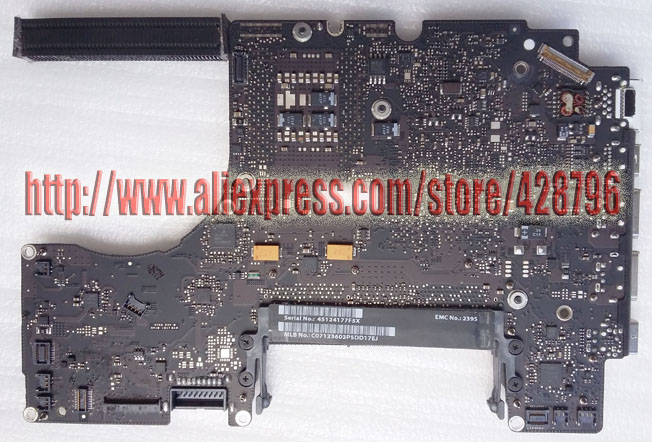 A1342 Logic Board for Book Unibody 13 A1342 2010 2.4GHz motherboard,Mc207,820-2877-B 661-5640