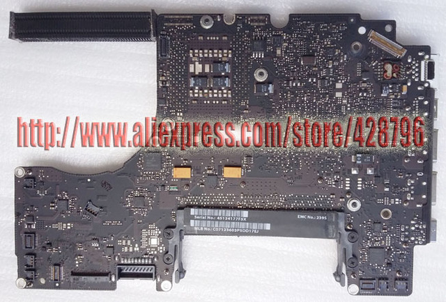 "A1342  Logic Board for Book Unibody 13"" A1342 2010 2.4GHz  motherboard,Mc207,820-2877-B 661-5640"