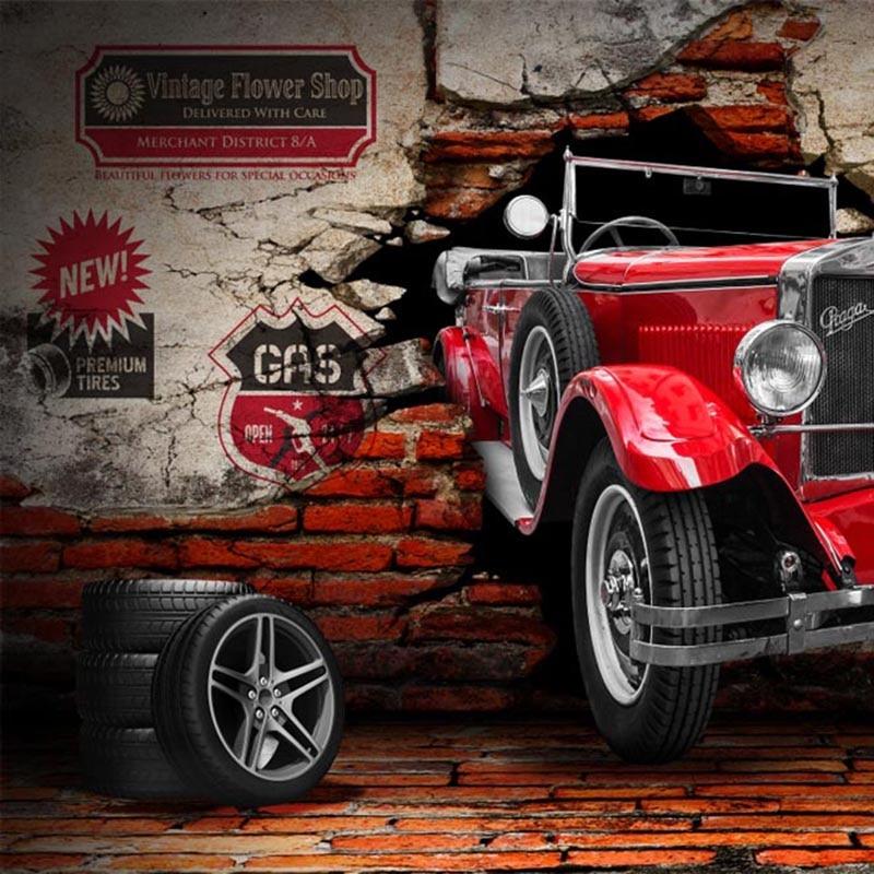 постеры на стену автомобили популярны