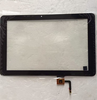 10 1inches For The Explay SQuad 10 06 3G Tablet Capacitive Touch Screen Panel Digitizer Glass