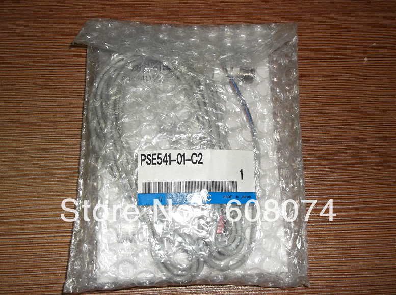 все цены на NEW SMC Corp. PSE541-01-C2 Small Pneumatic Pressure Sensor онлайн