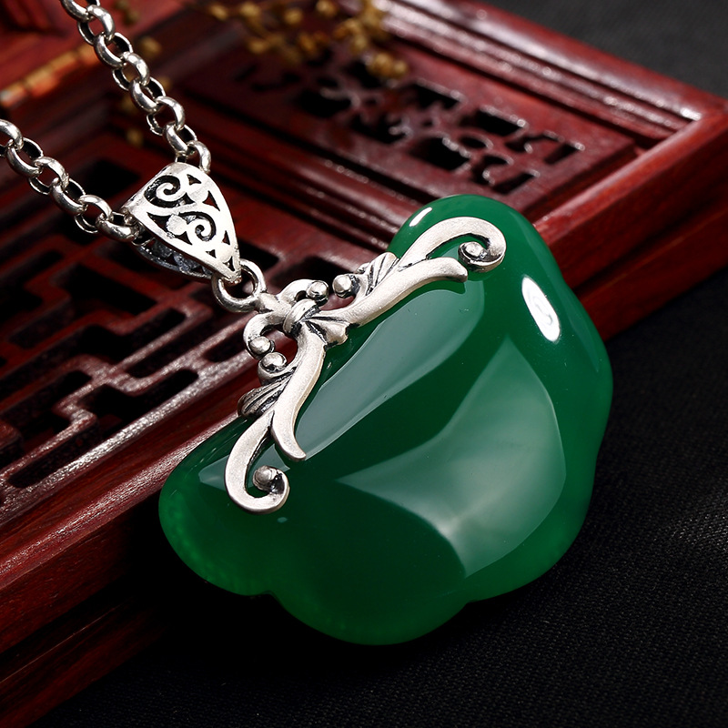 2018 Promotion Real Fine Chrysanthemum Restoring Ancient Ways Is Hollow-out Mosaic Ruyi Pendant Chain Female Long Sweater criss cross side slit hollow out sweater