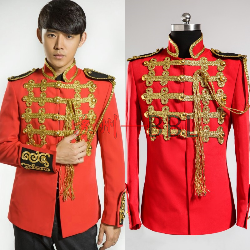 extraordinary royal outfits for men 12