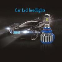 2pcs H4 H7 H8 H11 H1 9005 9006 H3 881 H27 9008 H13 LED Headlight 72W