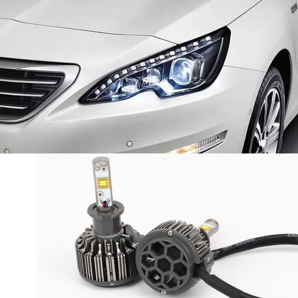 LED Car Headlight H3 30W 7200LM 24V Fog Lamp Plug&Play Kit Auto Replacement Parts Car-Styling Auto Accessories