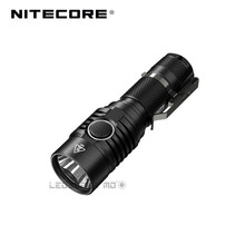 Hot Sale Nitecore MH23 CREE XHP35 HD LED 1800 Lumens Flashlight Micro-USB High Performance Rechargeable Pocket Search Light(China)