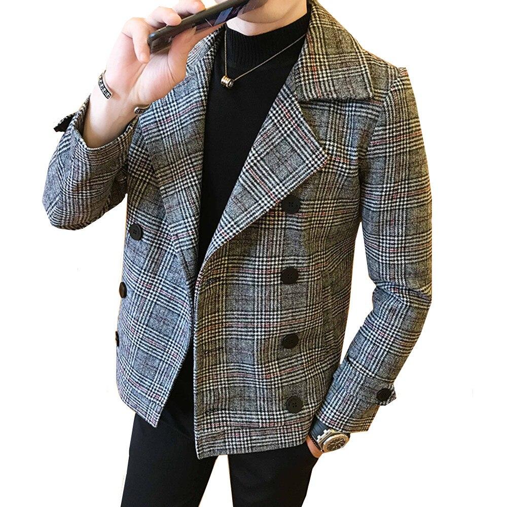 Acheter 2018 Nouveau JEEP Doudoune Section Mince De L'automne Et L'hiver Veste Décontractée Des Hommes Occasionnels Court Paragraphe Vers Le Bas De La