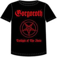 Gildan GORGOROTH Twilight Of The Idols Men T Shirt