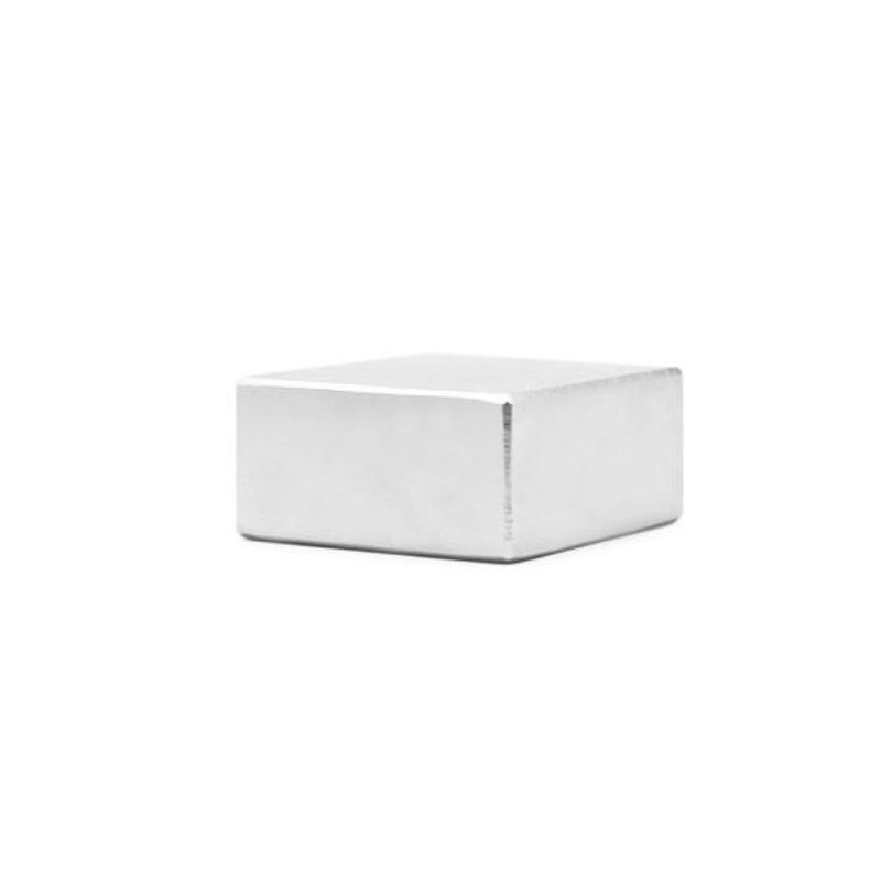 1Pcs N52 35x12mm Magnet Toys Powerful Creative NdFeB Cube For Kid Adult DIY New 35 x 35 x 15mm n52 powerful ndfeb square magnet for kid diy