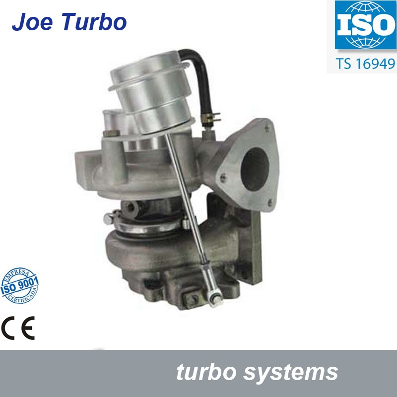 Turbo TD04L 49377-01610 49377 01610 49377-01611 Turbocharger For Komatsu Excavator PC130-7 Engine SAA4D95LE 4D95LE with Gaskets (2)
