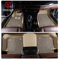 Universal Car Floor Mats For All Models Auto Anti Slip Mat Durable Dust Proof Auto Accessorie