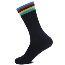 bmambas Cycling Socks For Men Women Breathable Nylon Summer Sport Running Basketball Football