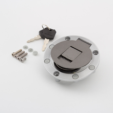 For Yamaha XJR1200 XJR400 Motorcycle CNC Aluminum Fuel Tank Cap Gas Cover for YZF R1 R6 600 TDM850 TDM900 TRX850 FJ1200