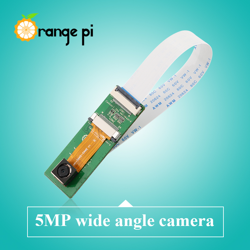 OPI 5MP Camera OV5640  Auto zoom with wide-angle lens for Orange Pi PC /Pi One/PC Plus/Plus2e mini kompas sleutelhanger