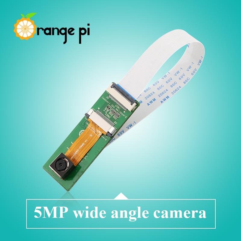 Камера Orange Pi 5MP OV5640 с автоматическим увеличением и широкоугольным объективом для плат Allwinner H3