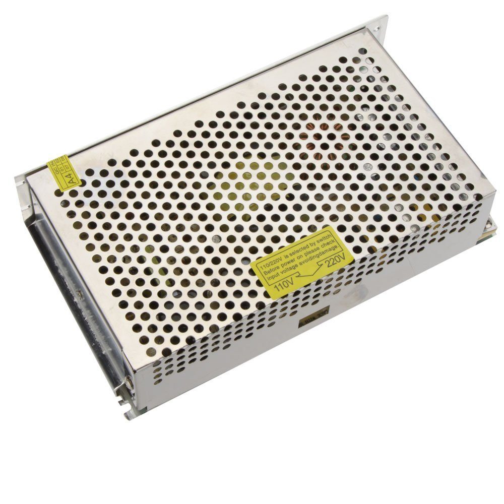IMC Hot AC 115V/230V zu DC 12V 20A 240W Spannungswandler Schalter Spg.Versorgungsteil fuer LED Streifen