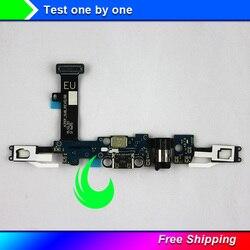 Oryginalny A3 2016 Port ładowania Micro USB gniazdo słuchawkowe złącze stacji dokującej taśma do Samsunga Galaxy A310 A310F SM-A310F w śledzić
