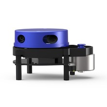 Elecrow YDLIDAR X4 360-degree 2D LiDAR Ranging Sensor for ROS Robot/ Slam/ 3D Reconstruction Module Ranging range 0.12-10m