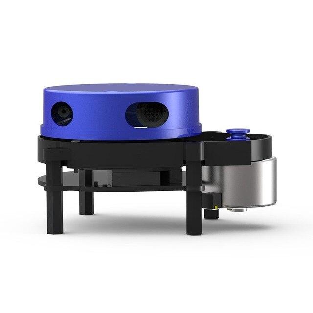 US $106 25 15% OFF Elecrow YDLIDAR X4 360 degree 2D LiDAR Ranging Sensor  for ROS Robot/ Slam/ 3D Reconstruction Module Ranging range 0 12 10m-in