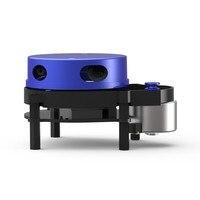 Elecrow ydlidar X4 360 градусов 2D лидара датчик дальности на рос робот/Slam/3D реконструкции модуль в пределах диапазона 0,12 10 м