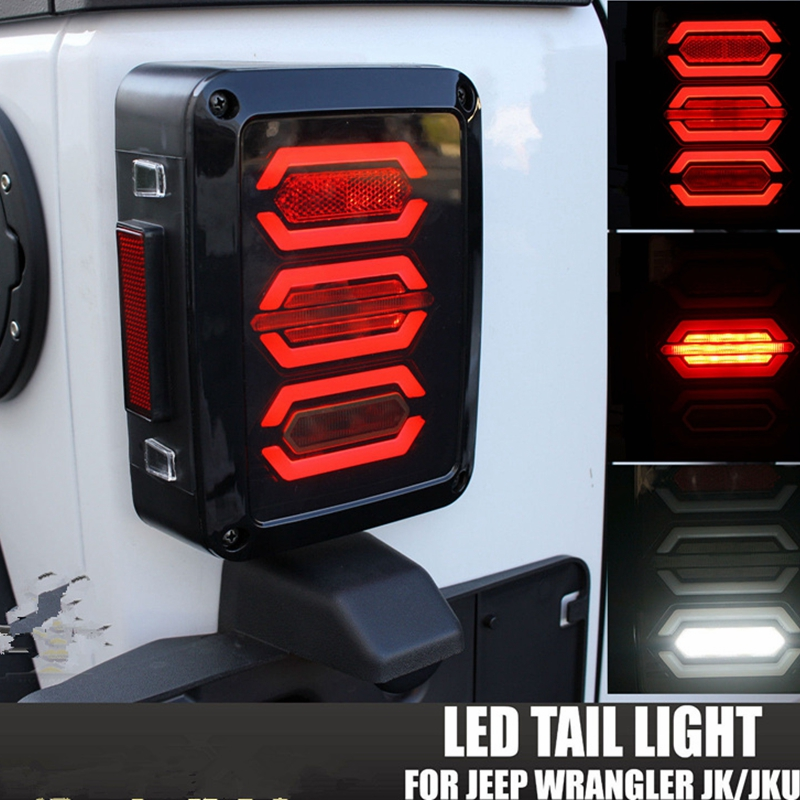 Aliexpress.com  Buy White 7  Round H4 LED DRL Headlight 105w + 4  Fog Light w/ Halo Ring + Tail light for 2007 2017 Jeep Wrangler JK Unlimited JK from ... & Aliexpress.com : Buy White 7