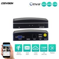 COOVISION 4 Channel Full Hd 1080N H 264 AHD TVI CVI CVBS IP CCTV Security 5