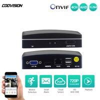COOVISION 4 Channel Full Hd 1080N Xmeye H 264 AHD TVI CVI CVBS IP CCTV Security