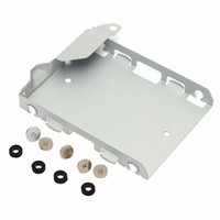 супер тонкий жесткий диск Жесткий диск монтажный кронштейн Кэдди подставка набор для крепления Сони для ПС4 монтажный кронштейн