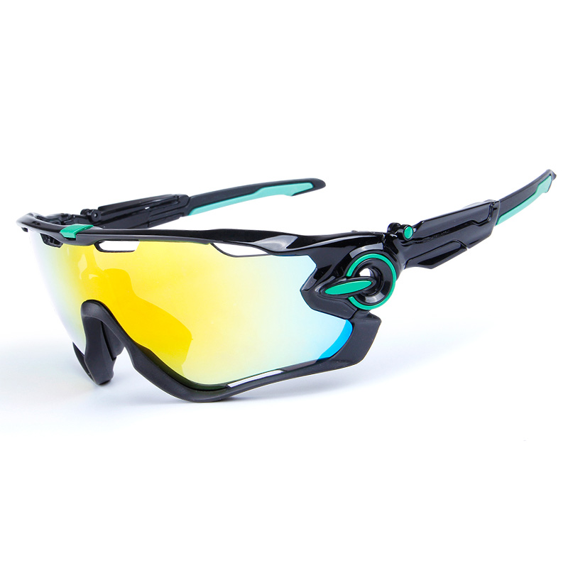 Polarized Cycling SunGlasses/ Mans Mountain Bike Goggles/Sport Cycling MTB Bicycle Sunglasses  Ciclismo Cycling Glasses 2017  4 lens ski goggles airsoftsports cycling sunglasses polarized men sport road mtb mountain bike glasses eyewear