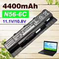 4400 mah bateria do portátil para asus a31-n56 a32-n56 a33-n56 n46 n46v n46vj n46vm n46vz n56 n56d n56dp n56v n56vj