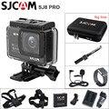 Sjcam sj8 pro câmera de ação 4 k wifi esporte dv ambarella h2 4 k/60fps 30m à prova dsj água sj ao ar livre 2.33 ips tela sensível ao toque esportes cam