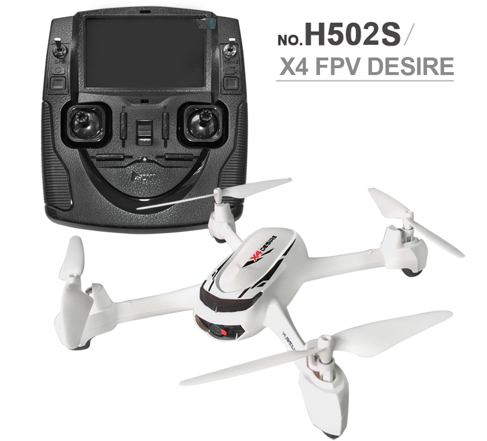RC Drone <font><b>Hubsan</b></font> <font><b>H502S</b></font> X4 5.8G <font><b>FPV</b></font> With 720P HD Camera GPS Altitude One Key Return Headless Mode RC Quadcopter Auto Positioning image