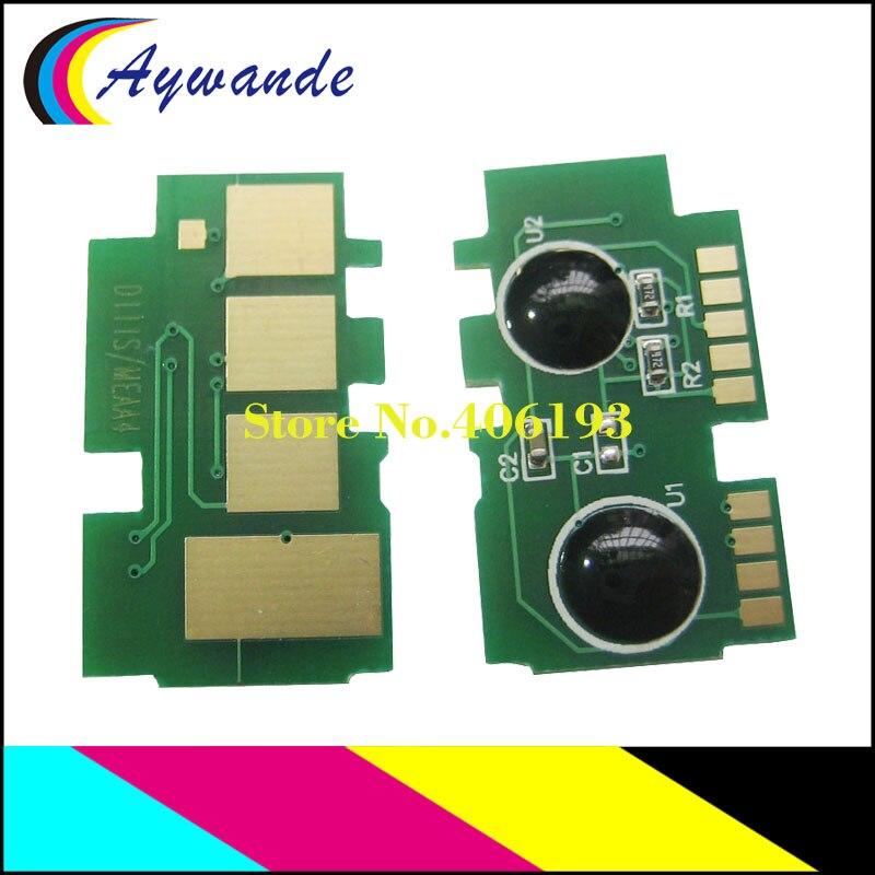 4 x Toner Chips For Samsung M2020 M2070 M2071 M2074FW M2022 SL-M2026  MLT-D111S