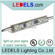 ledモジュールのバックライトでチャンネル文字サイン rohs ライトボックスのled看板0.72ワット搭載everlight ce