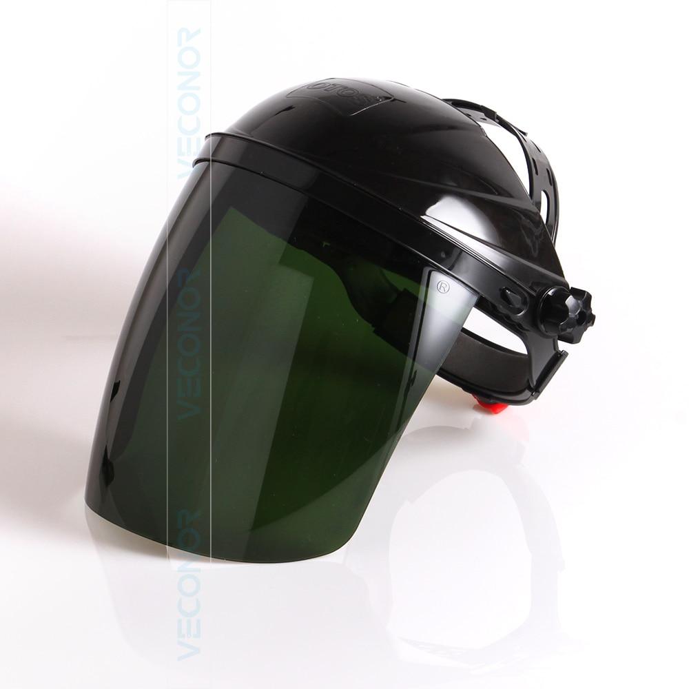 Discount Auto Center >> Solar auto darkening welding helmet semi open solar face shield mask (black)-in Welding Helmets ...