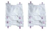 6pcs Dust Away Micro Fiber Pads For Shark Rocket Dust Away Rotator Navigator Pro Vacuum Ultra