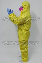 Walter White Jumpsuit Costume