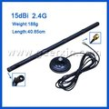 2.4G 16dbi ~ 18dbi wifi router antenna with 3M RP-SMA cable