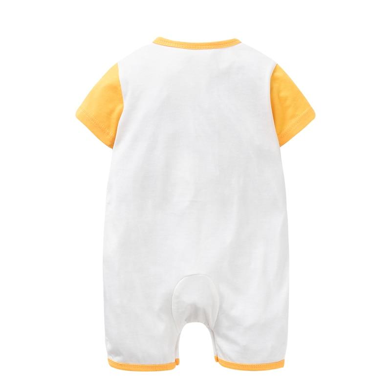 Baby Korte Rompertjes jongen meisje jumpsuit kids babykleding Katoen - Babykleding - Foto 2