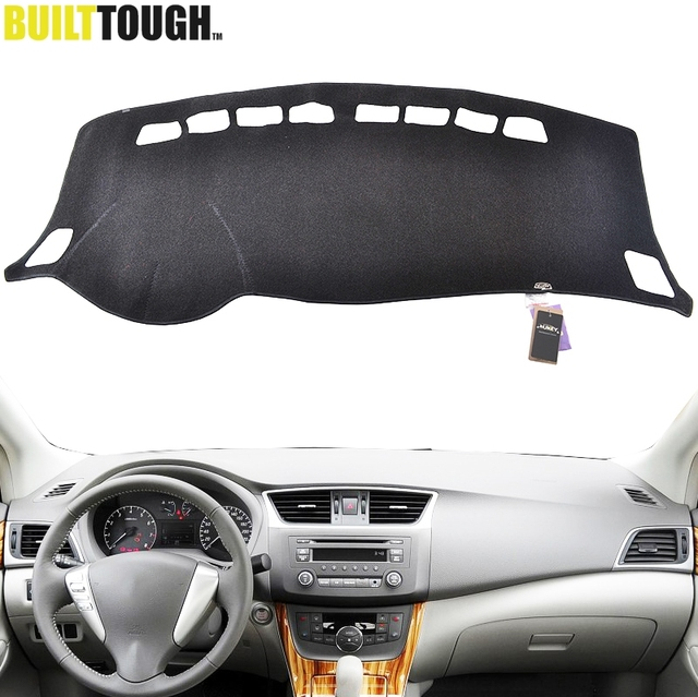 Us 14 95 Xukey Dash Mat Dashboard Cover Dashmat For Nissan Sentra Sylphy 2013 2014 2015 2018 Dash Board Cover Pad Sun Shade Carpet In Car Anti Dirty
