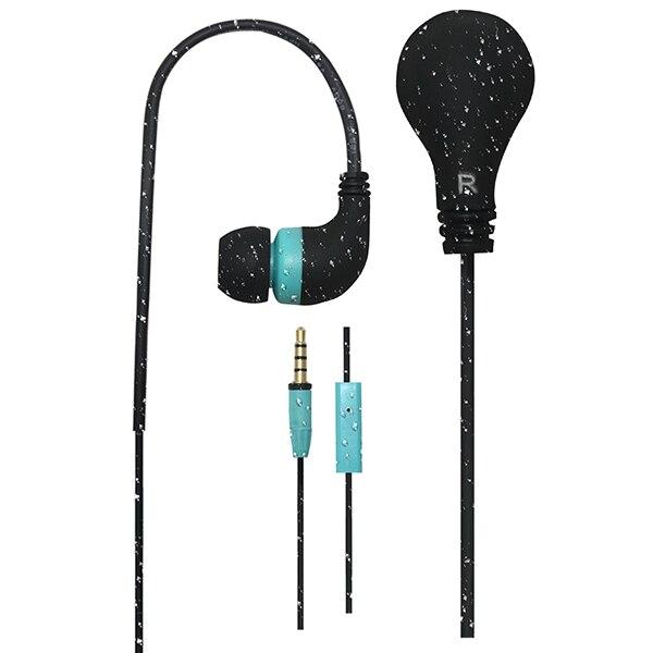 Waterproof Sweatproof IPX8 Earphones Sports Running Headphones