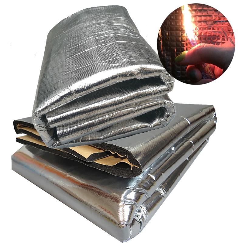 Car Insulation Materials Stopper Plate Butyl Rubber Hood