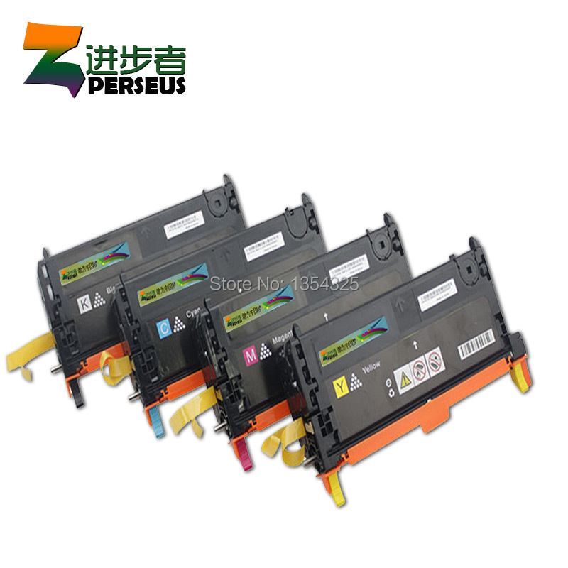 PERSEUS TONER CARTRIDGE FOR EPSON AcuLaser C2800 C3800 C2800N C3800N C2800DN C3800DN COLOR FULL HIGH QUALITY COMPATIBLE 4 Pack