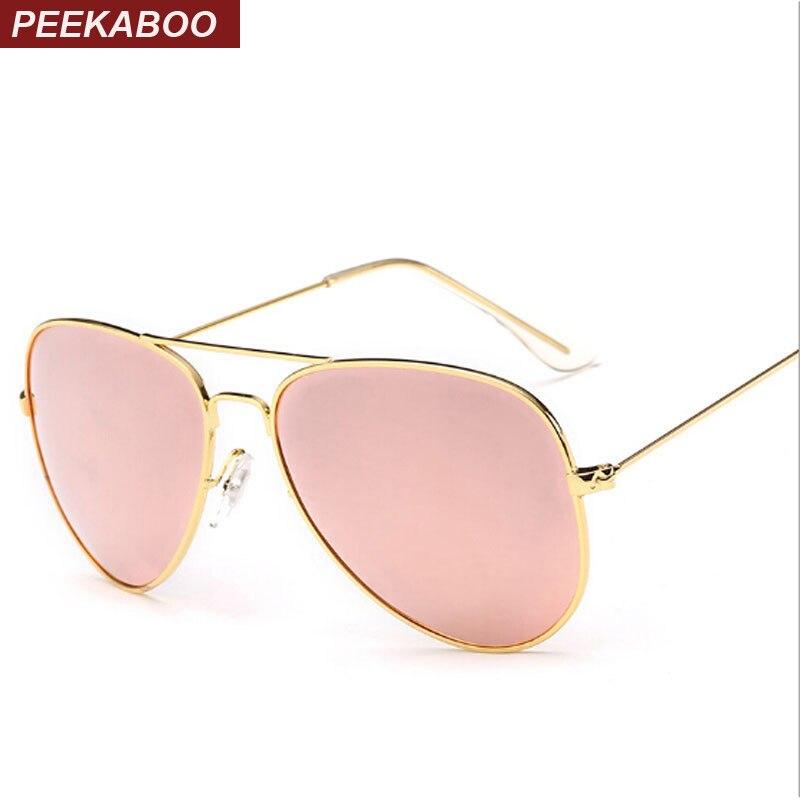 Coucou Nouvelle mode hommes polarisées lunettes de soleil en métal bleu rose réfléchissant lunettes de soleil pour femmes marque polarisée lentes de sol