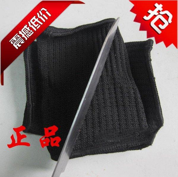 Faca de aço inoxidável braçadeira cortar-resistente anti-suprimentos jaqueta Silao anti-corte braçadeira de pulso