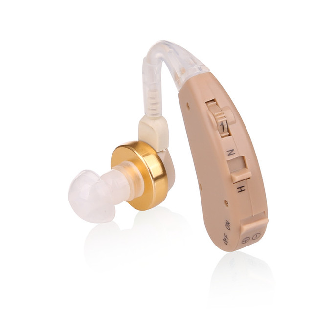 Medical Earphone Super Power Sound Enhancer Hearing Aids for the Childred ,young adult Old men Deaf Hearing Loss S-168