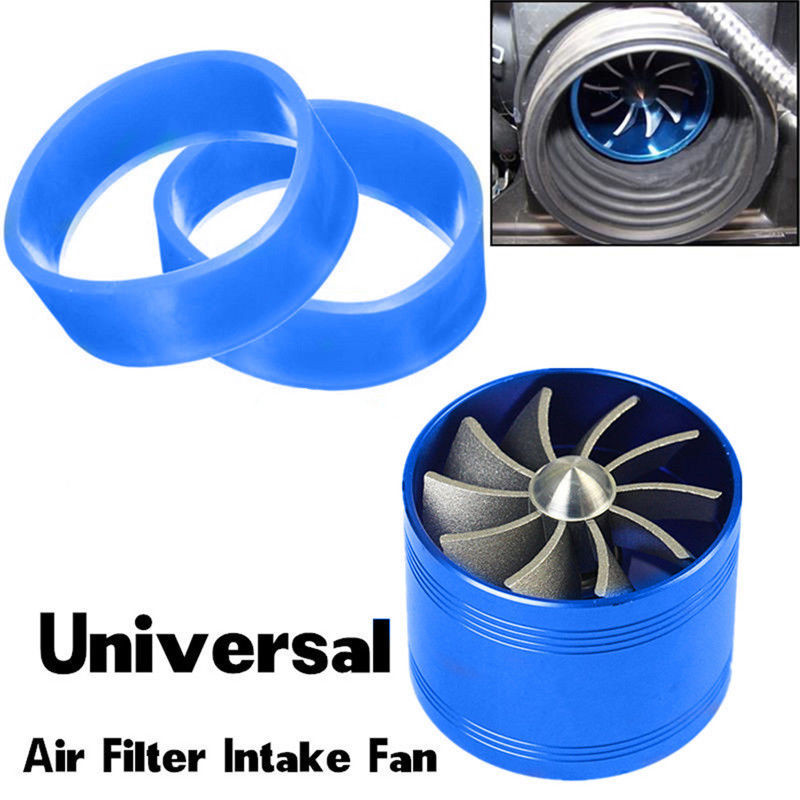 F1-Z Universal Supercharger Turbo Turbonator Air Intake Fuel Gas Saver Economic Fan Drop Shipping