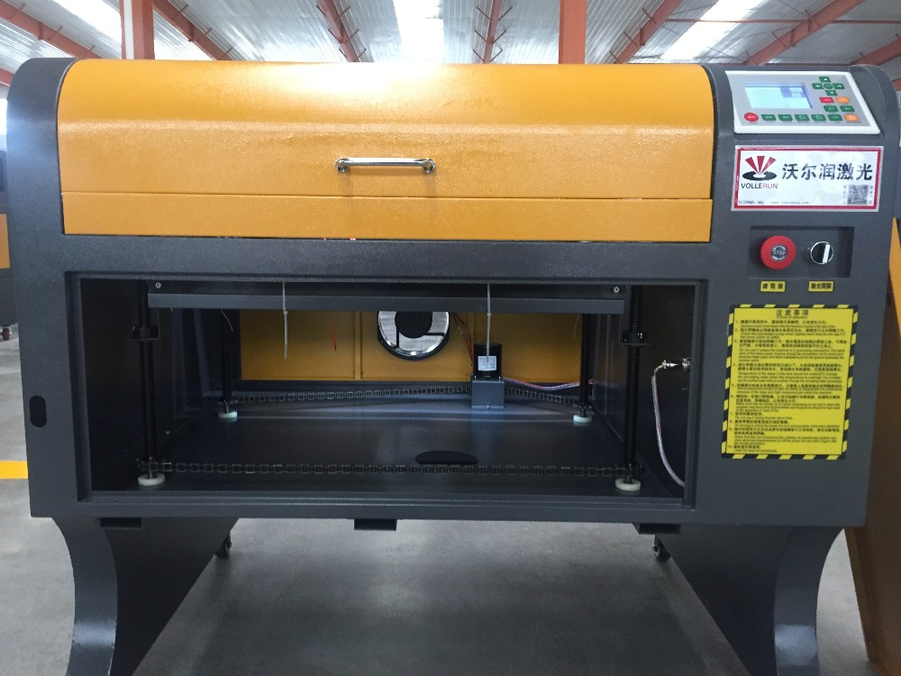 VOIERN WR4060 50W RUIDA co2 laser gravur maschine, 220v/100v laser cutter, CNC gravur maschine